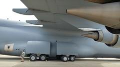 Edwards AFB | 2019.05.11 | 1116182026d_HDR (Kaemattson) Tags: edwardsairforcebased airshow usairforce usaf airforce 2019 may flight aviation planes aircraft c5 galaxy lockheed