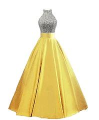Yellow Prom Dress Shop Now   Prom Dress Hut (promdressesjvn) Tags: jovani prom dress pageant dresses sexy night gown uk