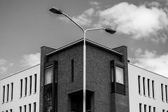 centered (schrst) Tags: black white blackandwhite bw nikon d3400 outside blackwhitephotos blackwhite building buildings shadows shadow light lights streetphotography street urban urbanphotography constract nikond3400 55200mmlens