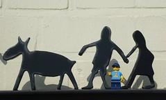 Happy Little People (captain_joe) Tags: toy spielzeug 365toyproject lego minifigure minifig legome urlaub holiday schleswigholstein kappeln schlei ellenberg