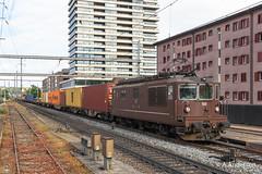 BLS 188 20190516 Pratteln (steam60163) Tags: pratteln switzerland swissrailways bls re44 class425