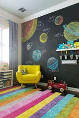 30 Stylish & Chic Kids Room Decorating Ideas - for Girls & Boys (CoolHomeStyling) Tags: home decor design styling interior