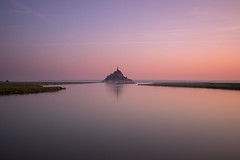 far away, so close (chtimageur) Tags: mont sant michel normandie nature long exposure morning light new day landscape colours sigma 35 14 canon 6d mark ii