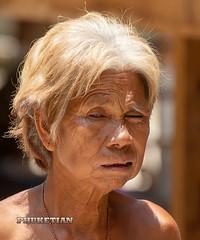 Old Woman from Moken Tribe, Andaman Sea, Surin islands, Thailand (Phuketian.S) Tags: oldwoman crone woman tribe aborigen dress hair tribal surin island andaman nature natgeo wildlife thailand абориген женщина старуха портрет племя мокен платье пляж beach таиланд phuketian