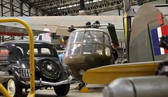 SARO SKEETER  & CITROEN CAR YORKSHIRE AIR MUSEUM ELVINGTON (toowoomba surfer) Tags: helicopter aviation museum airmuseum aviationmuseum