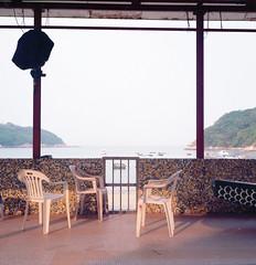 afternoon in Peng Chau (Vinzent M) Tags: 坪洲 peng chau hong kong 香港 zniv tlr rollei rolleiflex 35 zeiss planar kodak ektar