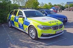GX18 AOE (Emergency_Vehicles) Tags: surrey police road policing gx18aoe