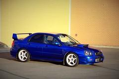 _MG_5806 (Grumbaw) Tags: subaru wrx sti 2004 worldrallyblue rally autocross racecar lethbridge alberta canada fast turbo modified