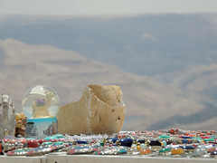 Souvenirs from Jordan (Shahrazad26) Tags: jordanië jordan bergen mountains montagne wadialmujib grandcanyon souvenirs uitzicht view