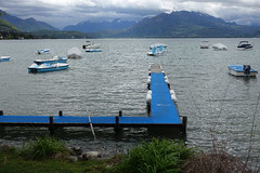 Blue boats @ Lake Annecy @ Petit Port @ Annecy-le-Vieux (*_*) Tags: europe france hautesavoie 74 annecy annecylevieux savoie spring printemps 2019 may petitport lacdannecy lakeannecy