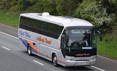 GB59ANT  Anthonys, Runcorn (highlandreiver) Tags: gb59ant gb59 ant anthonys travel runcorn neoplan tourliner bus coach coaches m6 wreay carlisle cumbria