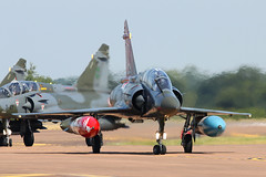French AF Mirage 2000D (nickchalloner) Tags: 624 dassault mirage 2000d 2000 french france raf fairford royal air force ffd egva international tattoo riat