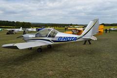 G-HOTA Evektor EV-97 Eurostar (graham19492000) Tags: pophamairfield ghota evektor ev97 eurostar