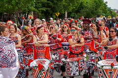2019.05.11 DC Funk Parade featuring Batala, Washington, DC USA 02248