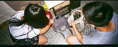 000046190034 (stonkolegg) Tags: agfa 100 iso expired taiwan minolta riva panorama compact camera flash taichung