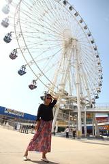 IMG_8984 (Sandor's Album) Tags: 台中 三井 outlet 摩天輪 mitsui park 台中港 ferris wheel