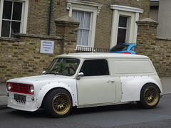 1980 Austin Morris Mini Clubman Van (Neil's classics) Tags: vehicle 1980 austin morris mini clubman van