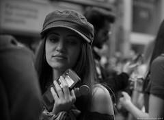 Solitude (BenoitGEETS-Photography) Tags: pride bruxelles brussels nikon 2470 d610 tamron blackandwhite noiretblanc bw bn