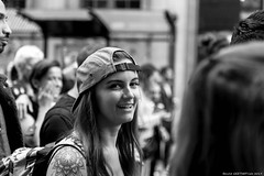 smile-8 (BenoitGEETS-Photography) Tags: pride bruxelles brussels nikon 2470 d610 tamron blackandwhite noiretblanc bw bn smile sourire