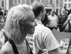 smile-5 (BenoitGEETS-Photography) Tags: pride bruxelles brussels nikon 2470 d610 tamron blackandwhite noiretblanc bw bn smile sourire