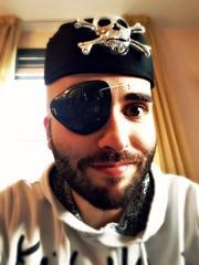 federico il pirata (me, paolo and the seven wonders + two&little3) Tags: carnevale festa costume maschera