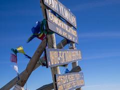 Uhuru peak, 5895m Kilimanjaro highest point, Kilimanjaro NP, Tanzania (Amdelsur) Tags: parcdukilimandjaro continentsetpays tanzanie afrique africa kilimanjaronationalpark tz tza tanzania kilimandjaro
