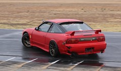 Nissan 180SX (Runabout63) Tags: nissan 180sx drift mallala