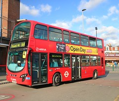 Arriva London - DW472 - LJ61CDN (Waterford_Man) Tags: lj61cdn dw472 wrightbus arrivalondon