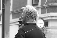 street (O.Krüger) Tags: linden hannover germany niedersachsen deutschland peopleinthecity people personen portrait streetphotography sw schwarzweis socialdocumentary streetlife streetportrait bw bianconero blackwhite urbanexploration monochrom p