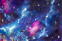 Original oil painting on canvas. Blue-violet cosmos, the universe, star galaxies. Modern art. (Painting by Rybakow) Tags: oilpainting canvas blue violet cosmos theuniverse star galaxies modern fine art hand drawn fineart creative original artwork watercolor image wallpaper illustration pastel gift style graphic artistic charming colorful creativity impressive paper picture sketch universe stargalaxies oil acrylic contemporary brush impressionism fantasy handdrawn paletteknife texture