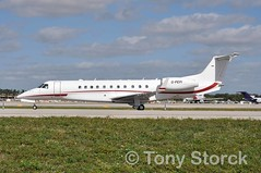 G-PEPI (bwi2muc) Tags: fll airport airplane aircraft plane flying aviation spotting spotter embraer emb135bj legacyjet legacy600 gpepi londonexecutiveaviation fortlauderdaleairport fortlauderdaleinternationalairport