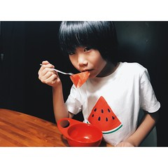 西瓜² Watermelon² (140/365/2019) #taipei #taiwan #asian (lovetogothere ⅓) Tags: taipei taiwan asian