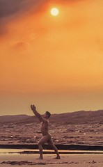 Man & Soul (Daniela Herrerías) Tags: man soul nude nudity pic portrait male beach
