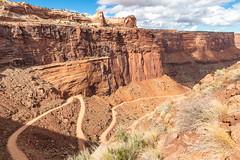 Shafer Trail (mfeingol) Tags: utah shafertrail moab canyonlands potashroad canyonlandsnationalpark unitedstates