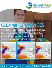 Professional Cleaning Services Montreal (menagetotal70) Tags: cleaningservices cleaningservicesmontreal cleaninglady cleaning cleaningcompanymontreal homecleaning officecleaning maidcleaning sofacleaningservices housecleaningmontreal montrealcleaners montrealcleaning bathroomcleaning montrealcleaningservices montreal
