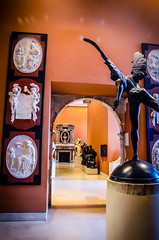 Perspectives (gabriel.gallozzi) Tags: statue le louvre paris france museum musée museu