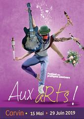 Festival Aux Arts 2019 (Mairie de Carvin) Tags: centreeffel culture printemps festival pratiqueamateur théâtre salledesfêtes 2019 danse musique artsplastiques lemajestic