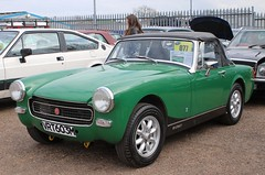 VRT 603M (Nivek.Old.Gold) Tags: 1974 mg midget 1275cc aca