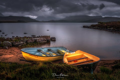Loch-Osgaig-Boats (deanallanphotography) Tags: art adventure anawesomeshot artisticexpression beauty boat colors clouds day expression flickrsbest fab greatbritishlandscape impressedbeauty landscape light lake mountain ngc natgeo nature nikon outdoor outdoors photography peaceandquiet peaceful panorama rural river scenic scotland scene scenery travel uk view water fishing