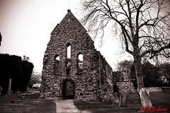 Beauly Priory (red.richard) Tags: bw monochrome beauly priory scotland ruin nikon d3300 cof088 cof088mark cof088unic cof088dmnq cof088chri cof088mari cof088fay2