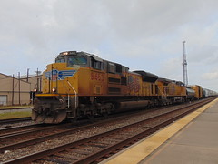 UP SD70ACe 8462 (crocfan20) Tags: railroad unionpacific emd sd70ace beaumont texas mytrainpics puffyspics23