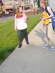 ITA_IDC_SHA_UMDWalksmartRt1_051819_07 (Idle Time Ads) Tags: streetteam publicoutreach itapromotions idletimeadvertising maryland washington dc virginia pedestriansafety universityofmaryland collegeparkwalksmart sha mdot