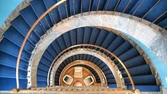 Treppe im Hotel Elephant (manni0656) Tags: treppe im hotel elephant