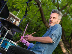 (Pepe Ainsua) Tags: ciclodejazz contenedorcultural jazz juanmanieto málaga uma vistelbrother5tet