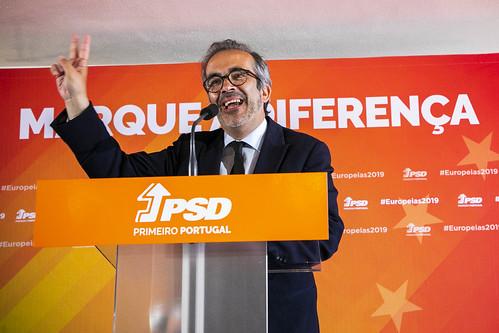 #Europeias2019 Paulo Rangel no Distrito de Lisboa