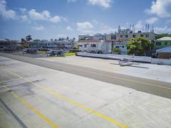 San Pedro Airport - Ambergris Caye Belize (Jonmikel & Kat-YSNP) Tags: belize vacation sanpedro ambergriscaye airport plane