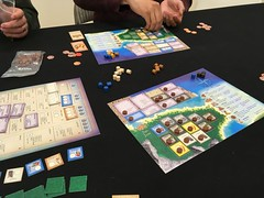 Puerto Rico (RobotSkirts) Tags: game boardgame puertorico gamenight boardgamenight