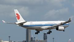 Air China Airbus A330 (piotrkalba) Tags: airbus a320 a330 narita airport nrt rjaa spotting plane d5300 nikon