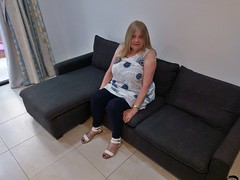 Paphos Cyprus 2019 (HerandMe2019...Please Read Profile) Tags: woman women wife female people portrait pose photography blonde beautiful beauty british mature milf older 60something face smile classy dressed elegant sexy paphos cyprus holiday travel vacation europe amateur