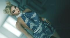Civil War (tarja.haven) Tags: senihaoriginals vanity vanityevent unik dress hair meshhair meshjewellery bracelet meshring bentorings maitreyarings photography photo pixelart tarjahaven event avatar secondlife sl digitalart fashion virtual